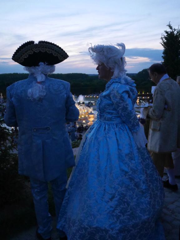 Versailles, Les Grandes Eaux nocturnes P1080427