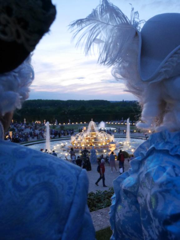 Versailles, Les Grandes Eaux nocturnes P1080428