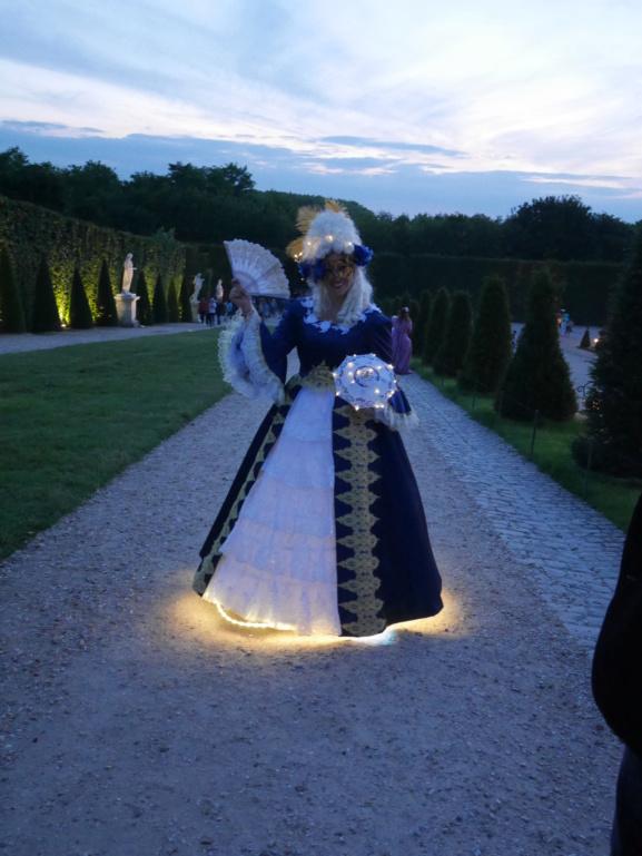 Versailles, Les Grandes Eaux nocturnes P1080430
