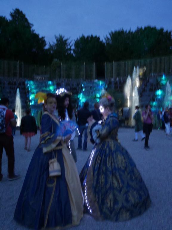 Versailles, Les Grandes Eaux nocturnes P1080431