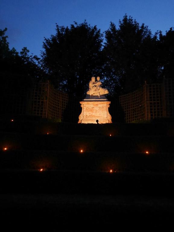 Versailles, Les Grandes Eaux nocturnes P1080433
