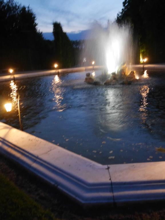 Versailles, Les Grandes Eaux nocturnes P1080434