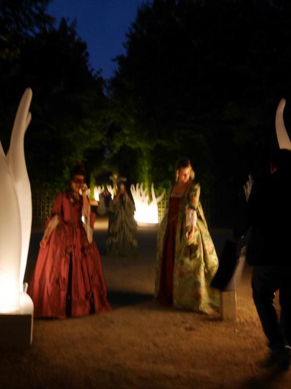 Versailles, Les Grandes Eaux nocturnes P1080435