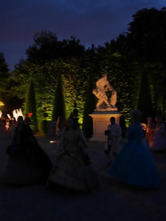 Versailles, Les Grandes Eaux nocturnes P1080438