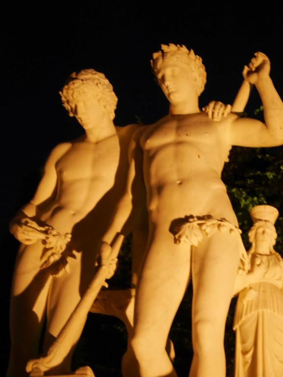 Versailles, Les Grandes Eaux nocturnes P1080442