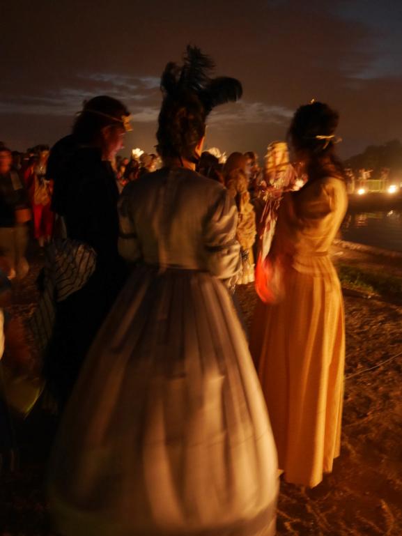 Versailles, Les Grandes Eaux nocturnes P1080443