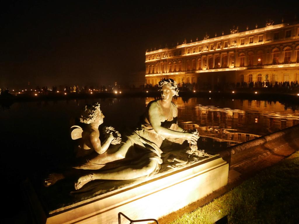 Versailles, Les Grandes Eaux nocturnes P1080450