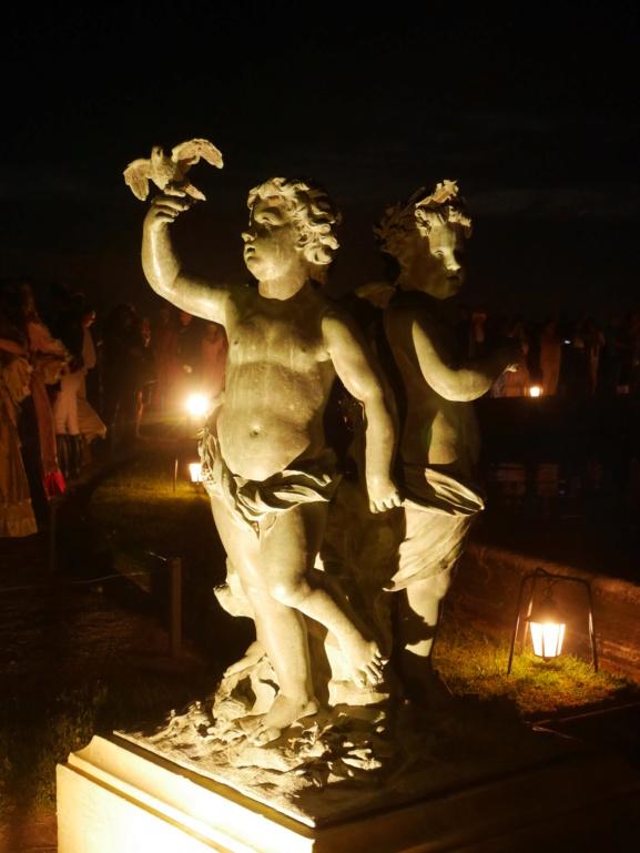 Versailles, Les Grandes Eaux nocturnes P1080451