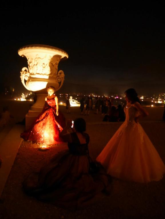 Versailles, Les Grandes Eaux nocturnes P1080454