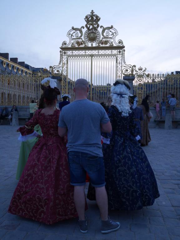 Versailles, Les Grandes Eaux nocturnes P1080468