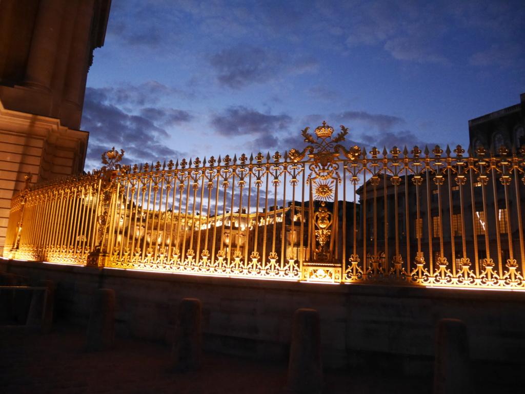 Versailles, Les Grandes Eaux nocturnes P1090416