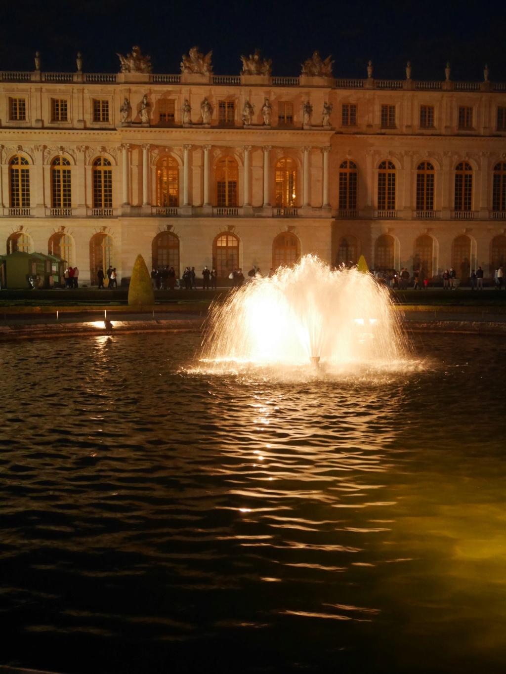 Versailles, Les Grandes Eaux nocturnes P1090419