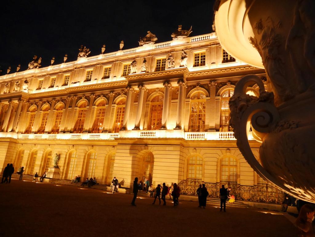 Versailles, Les Grandes Eaux nocturnes P1090420