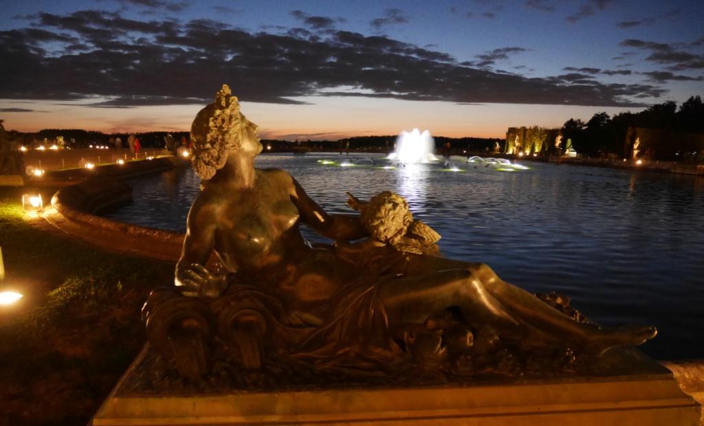 Versailles, Les Grandes Eaux nocturnes P1090423