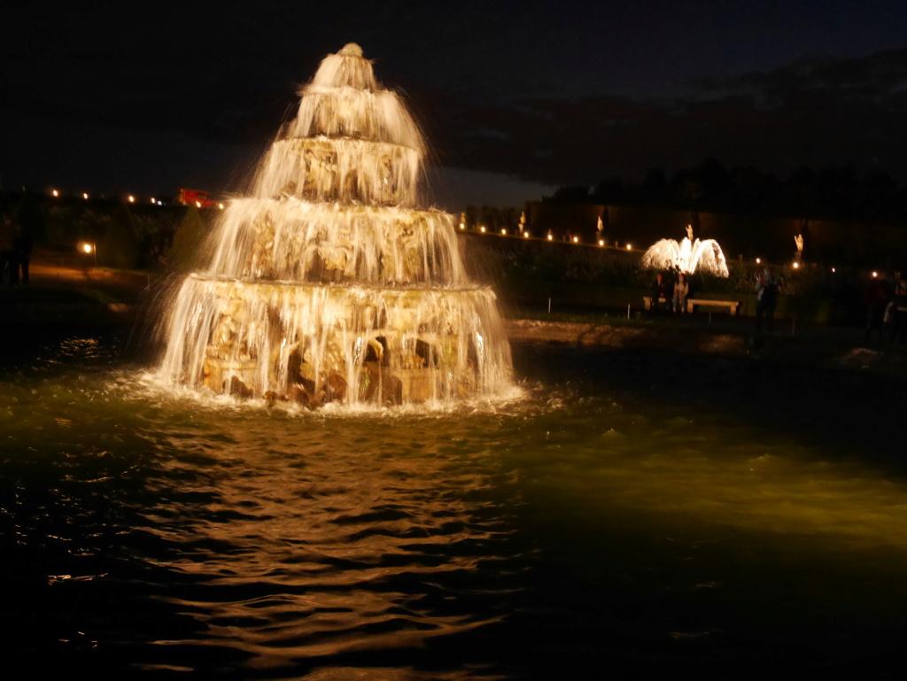Versailles, Les Grandes Eaux nocturnes P1090426