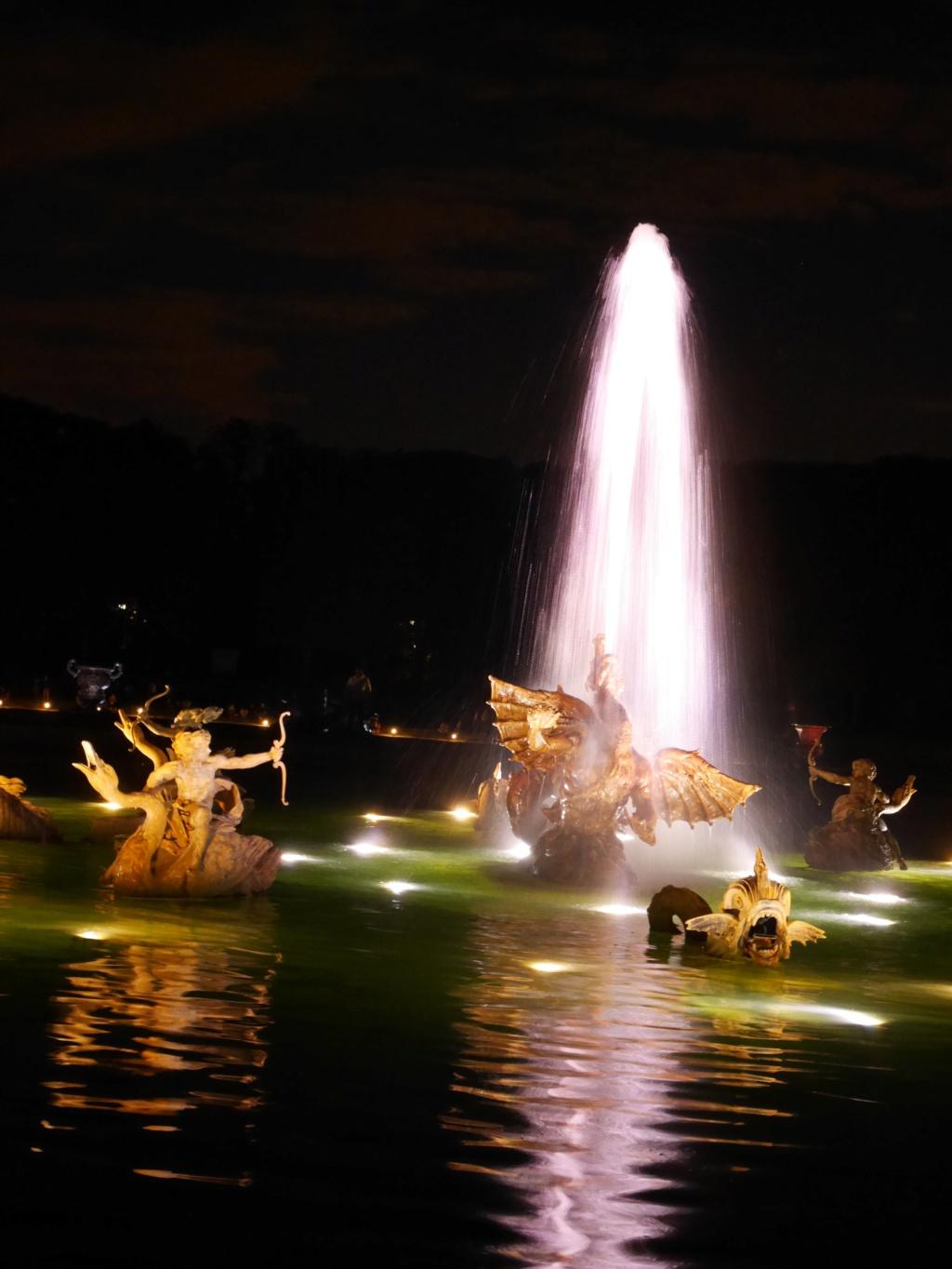 Versailles, Les Grandes Eaux nocturnes P1090428
