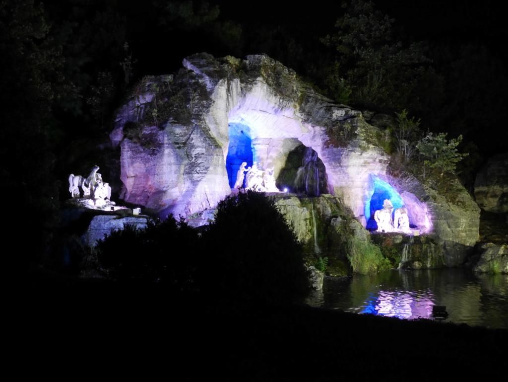 Versailles, Les Grandes Eaux nocturnes P1090433