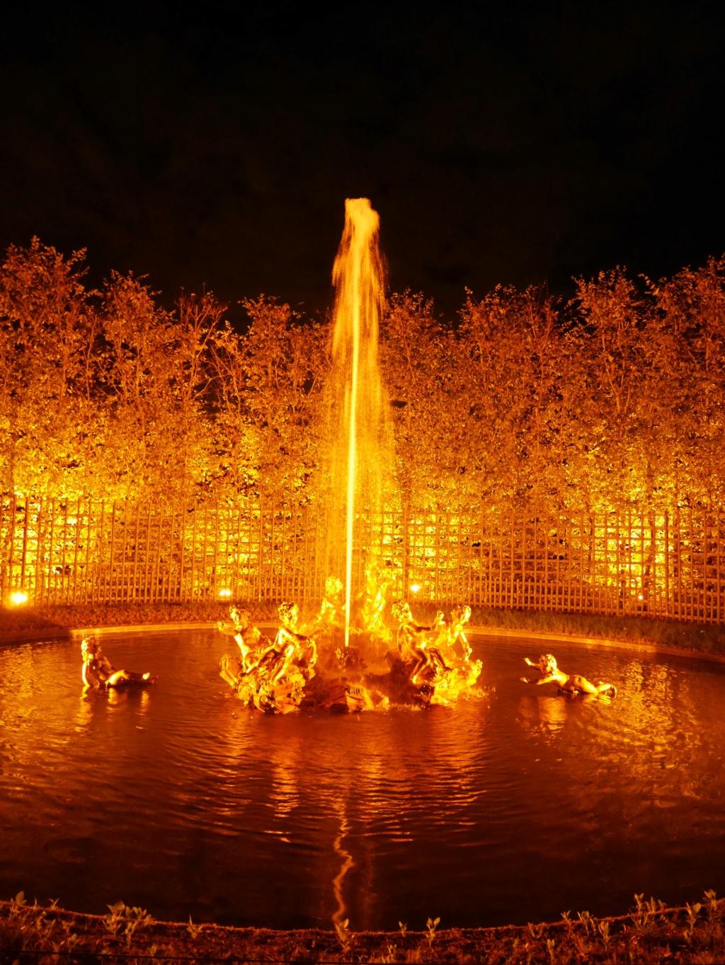Versailles, Les Grandes Eaux nocturnes P1090435