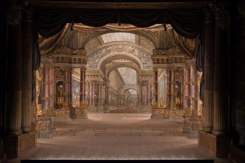 Exposition au Château : « Louis-Philippe et Versailles » octobre 2018 Palais10