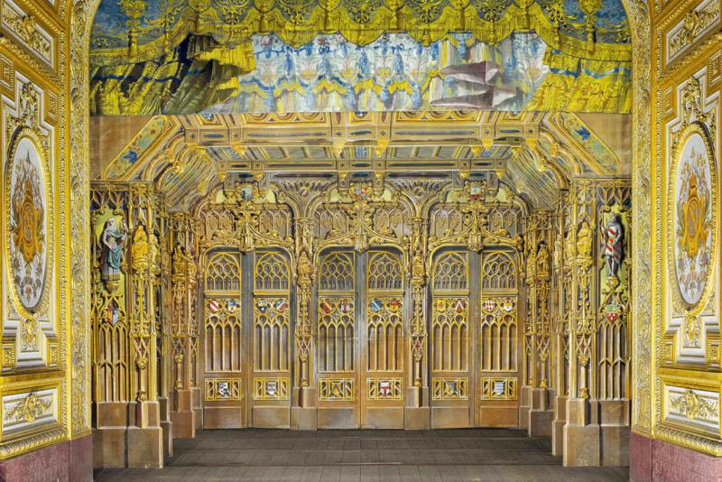 Le Petit Théâtre de Marie-Antoinette à Trianon - Page 4 Palais11