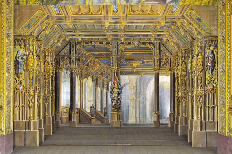 Le Petit Théâtre de Marie-Antoinette à Trianon - Page 4 Palais13