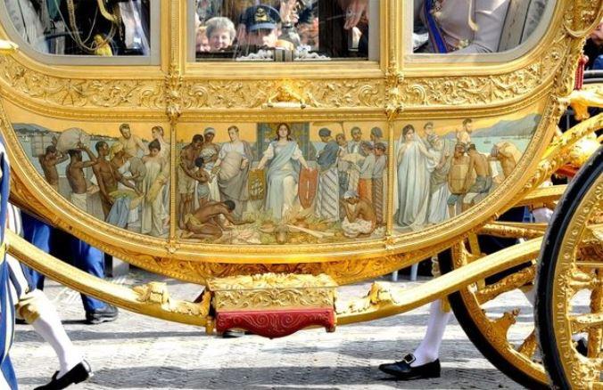 Les véhicules du XVIIIe siècle : carrosses, berlines, calèches, landaus, cabriolets etc. - Page 2 Pays10