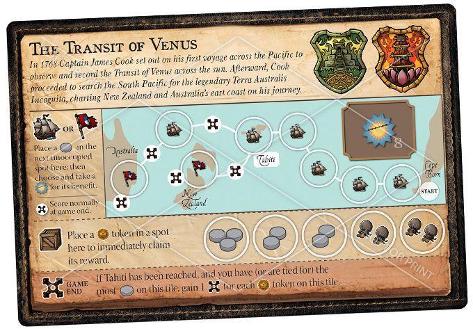 Le transit de Vénus,   en juin 1769 Pic40010