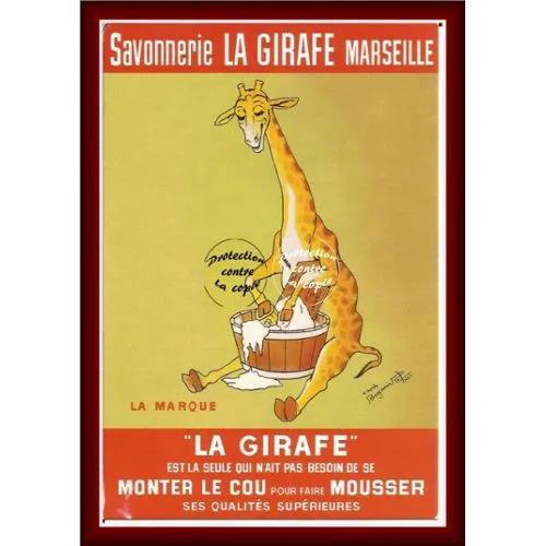 La girafe de Charles X, dite Zarafa - Page 2 Savon-10
