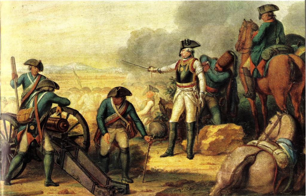 Le traité de Versailles de 1756,  renversement des alliances Seydli10
