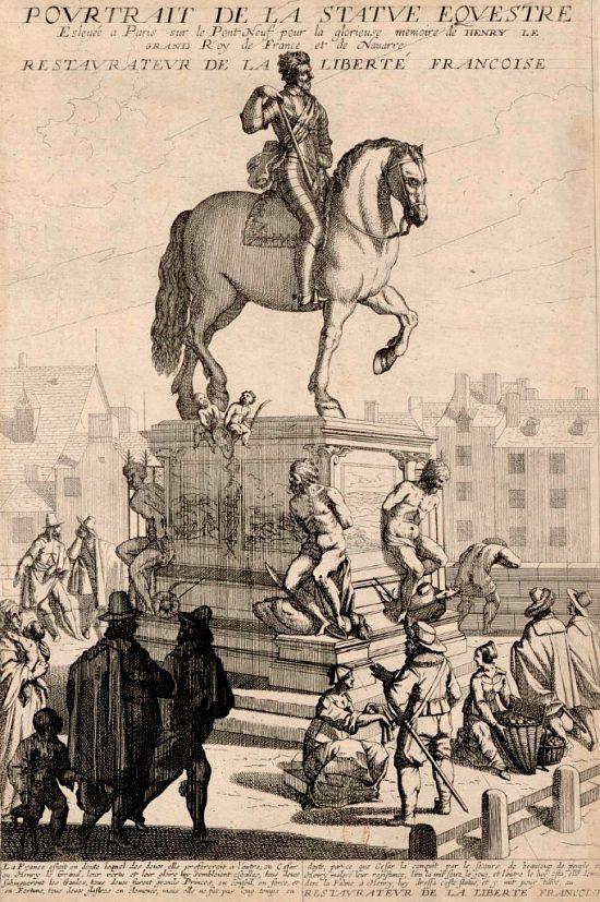 Paris au XVIIIe siècle - Page 6 Statue10