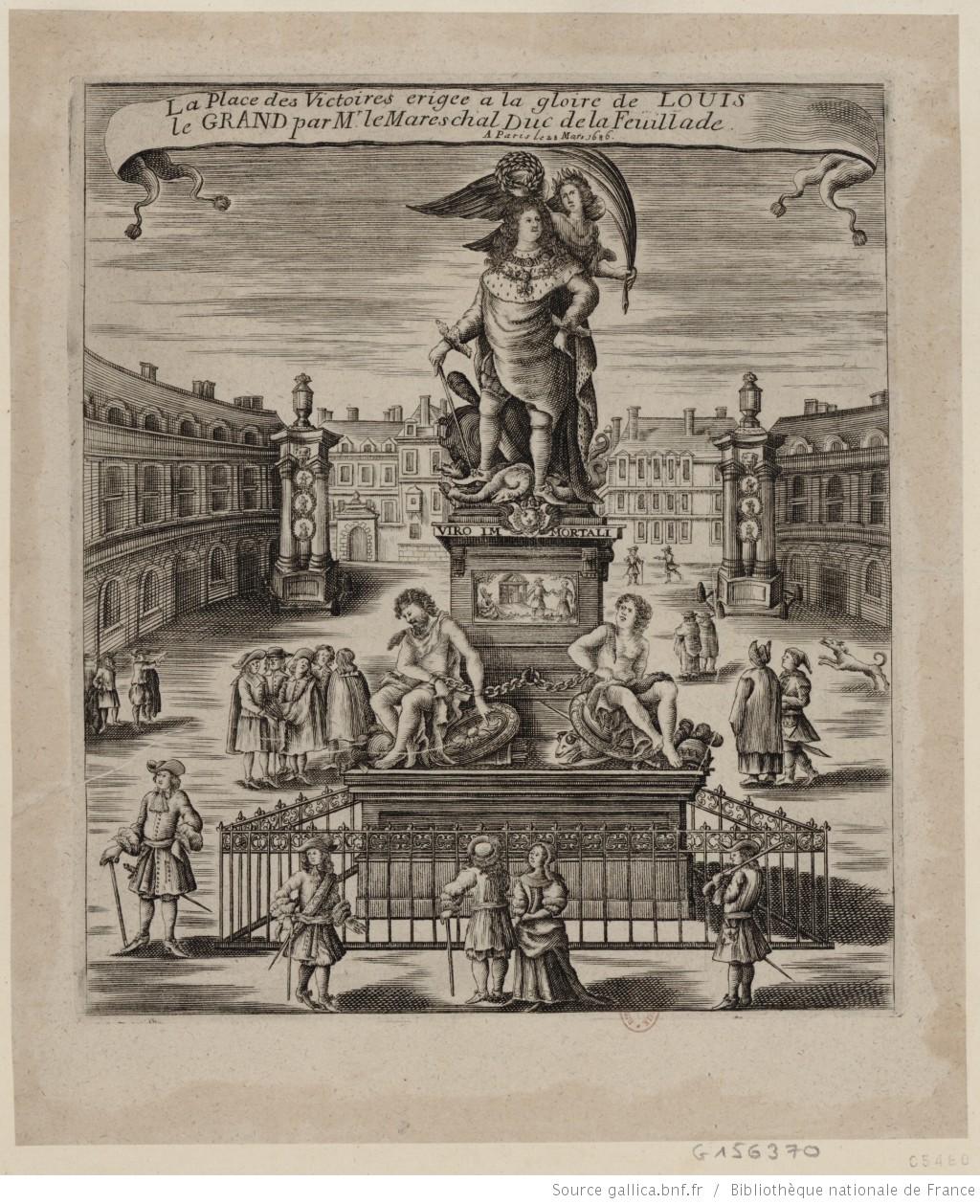 Vandalisme révolutionnaire, les statues des rois abattues Statue15