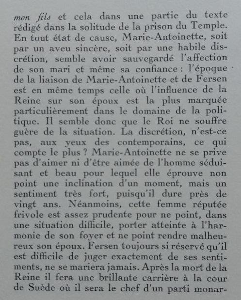 Marguerite Jallut évoque  Marie-Antoinette & Fersen Thumb101