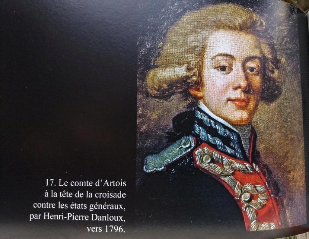 Le comte Charles-Philippe d'Artois, futur Charles X - Page 5 Thumb120