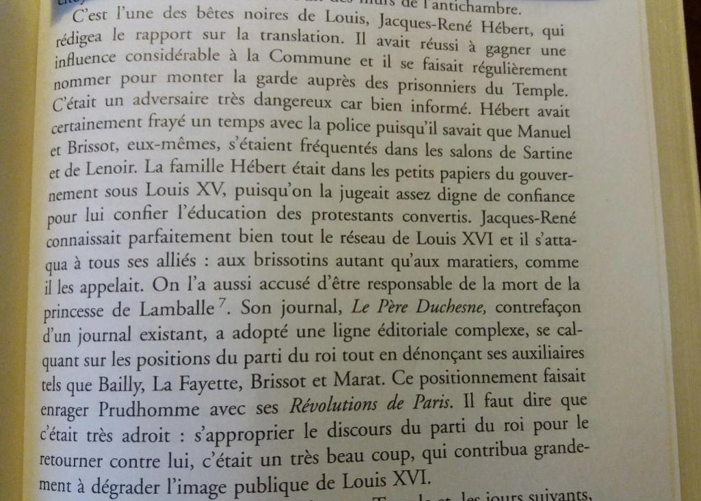 Louis XVI l'intrigant. D'Aurore Chéry - Page 6 Thumb127