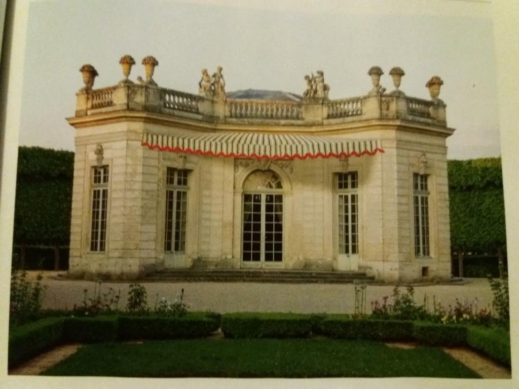 Le Pavillon français du domaine du Petit Trianon Thumb138