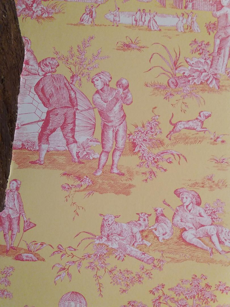 Les toiles de Jouy et la manufacture de Christophe-Philippe Oberkampf - Page 2 Thumb186