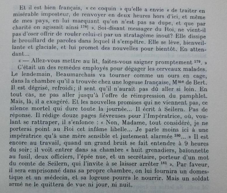 L'affaire du pamphlet, Beaumarchais et Louis XVI - Page 2 Thumb239