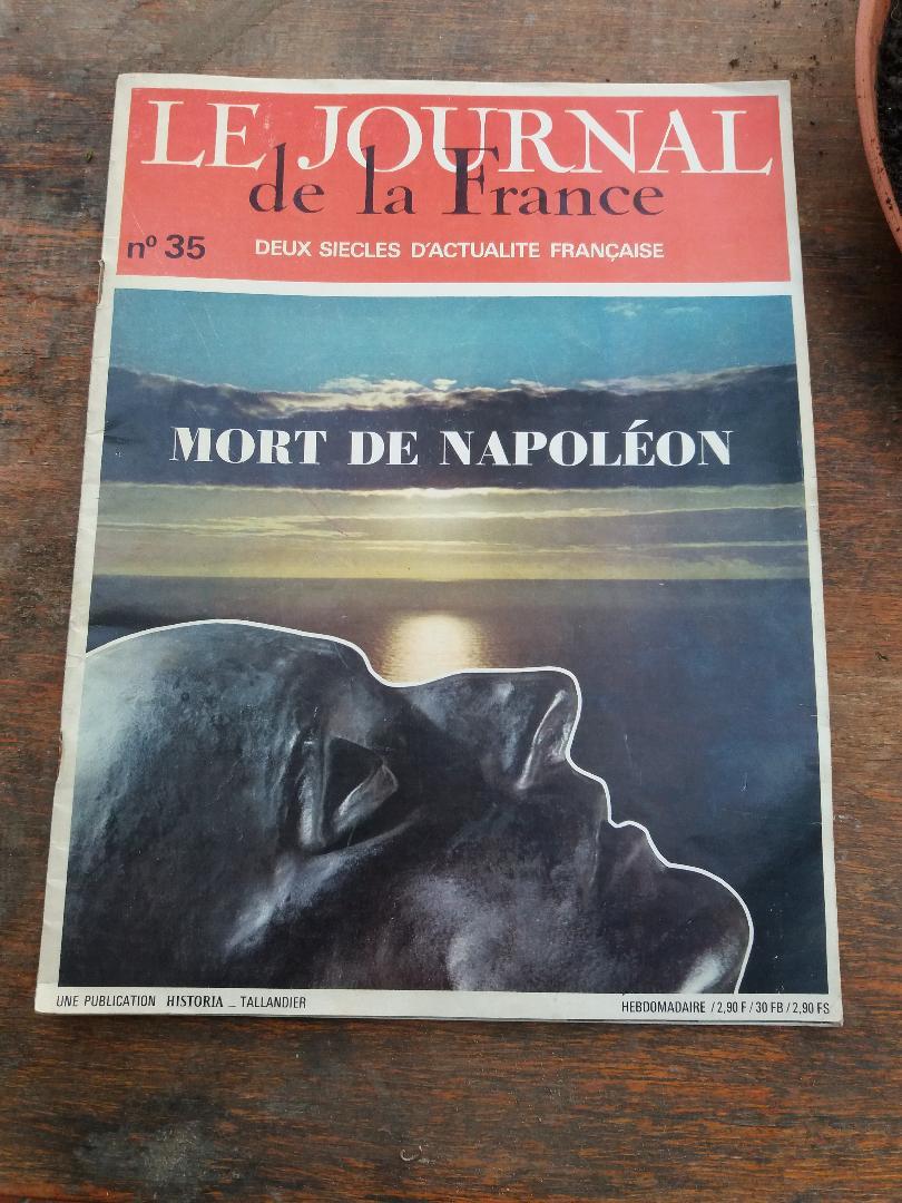 Bibliographie : bicentenaire de la mort de l'empereur Napoléon Ier Thumb246