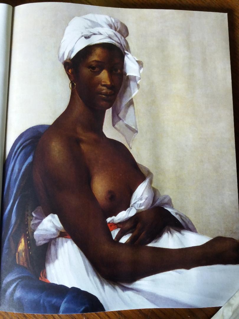 Femme et peintre, Marie-Guillemine Benoît  ( 1768 - 1826 ) Thumb302