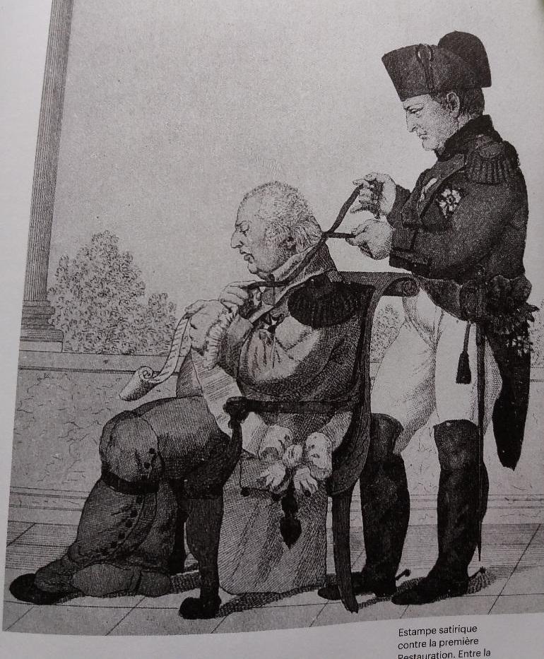 Les rois et reines caricaturés, les caricatures à l'époque de la Révolution française et de la Restauration - Page 6 Thumb304