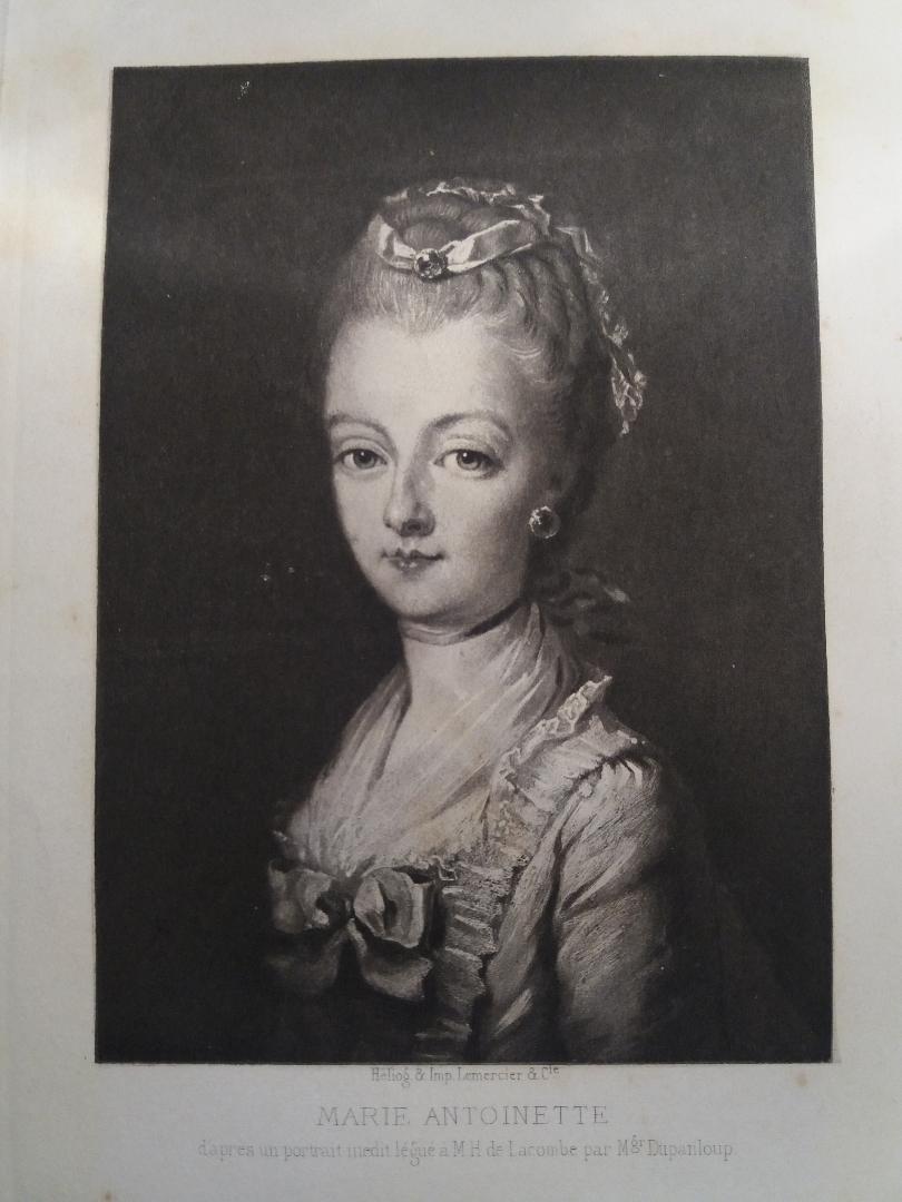 Portraits de Marie-Antoinette, enfant et jeune archiduchesse - Page 6 Thumb368