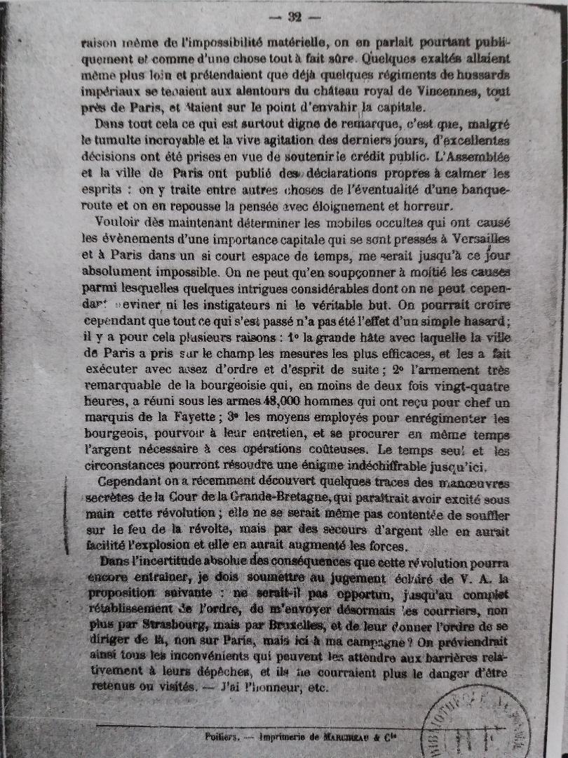 17 juillet 1789, Marie-Antoinette a-t-elle voulu confier le dauphin à Fersen ?                - Page 2 Thumb384