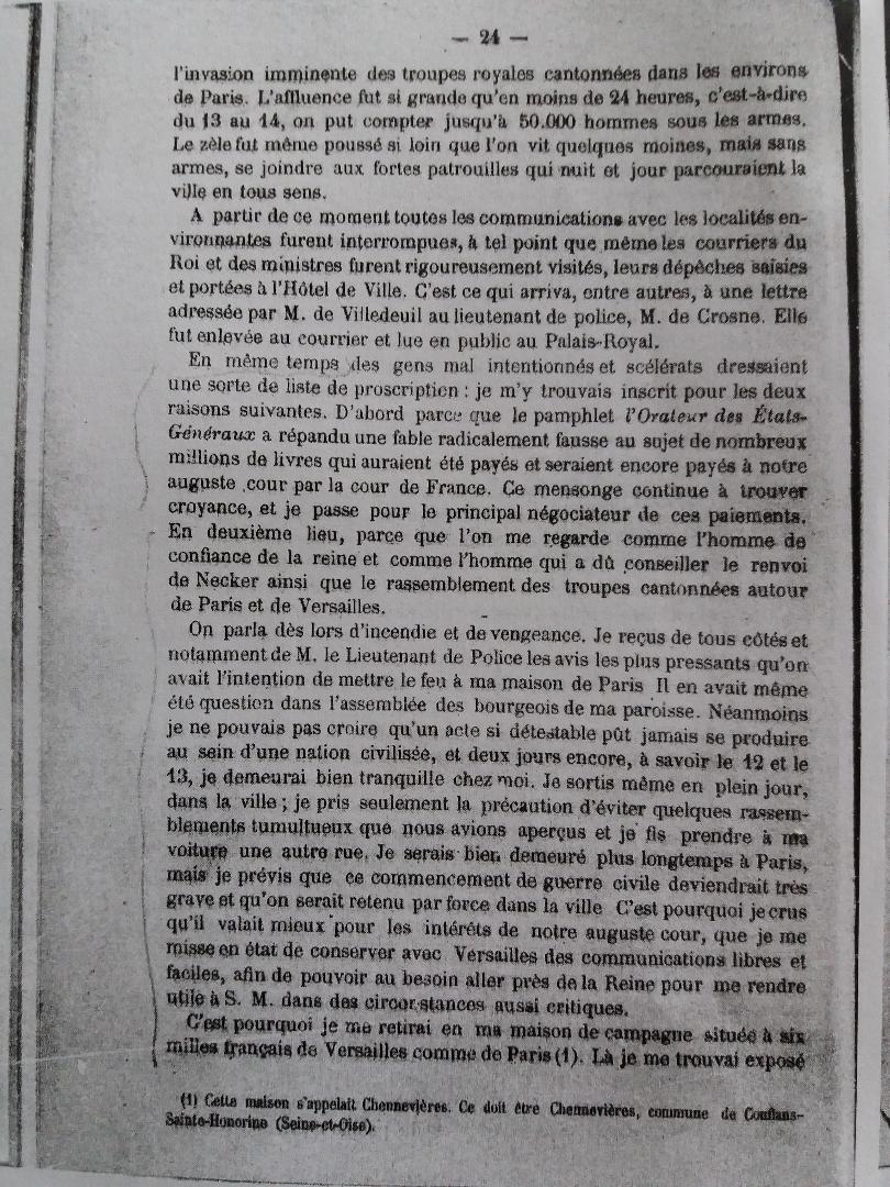 17 juillet 1789, Marie-Antoinette a-t-elle voulu confier le dauphin à Fersen ?                - Page 2 Thumb390