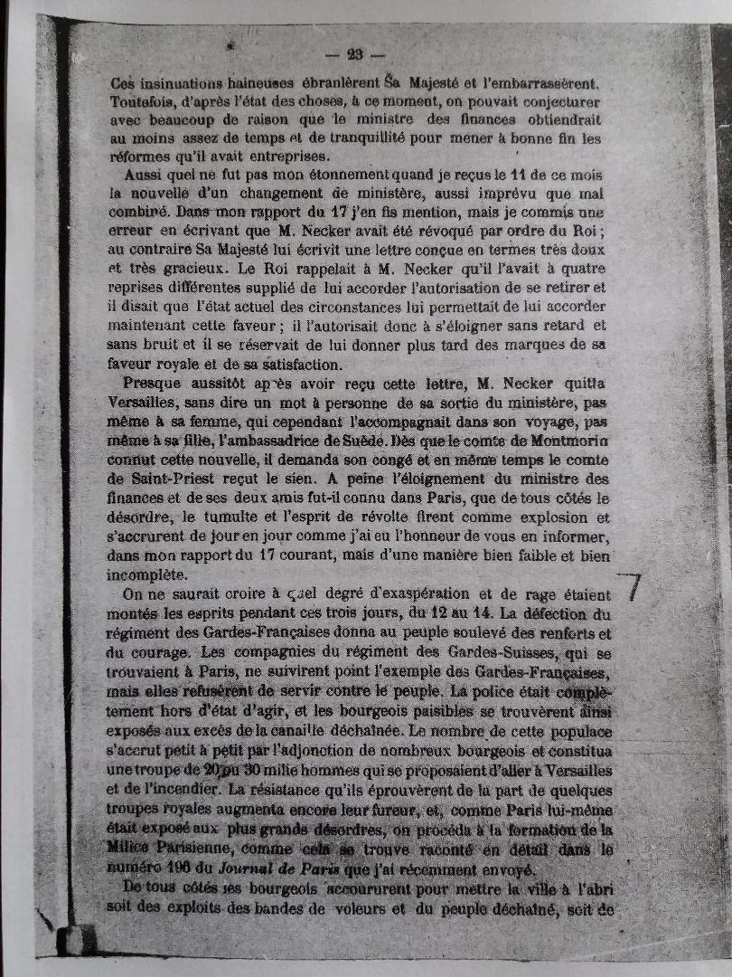 17 juillet 1789, Marie-Antoinette a-t-elle voulu confier le dauphin à Fersen ?                - Page 2 Thumb391