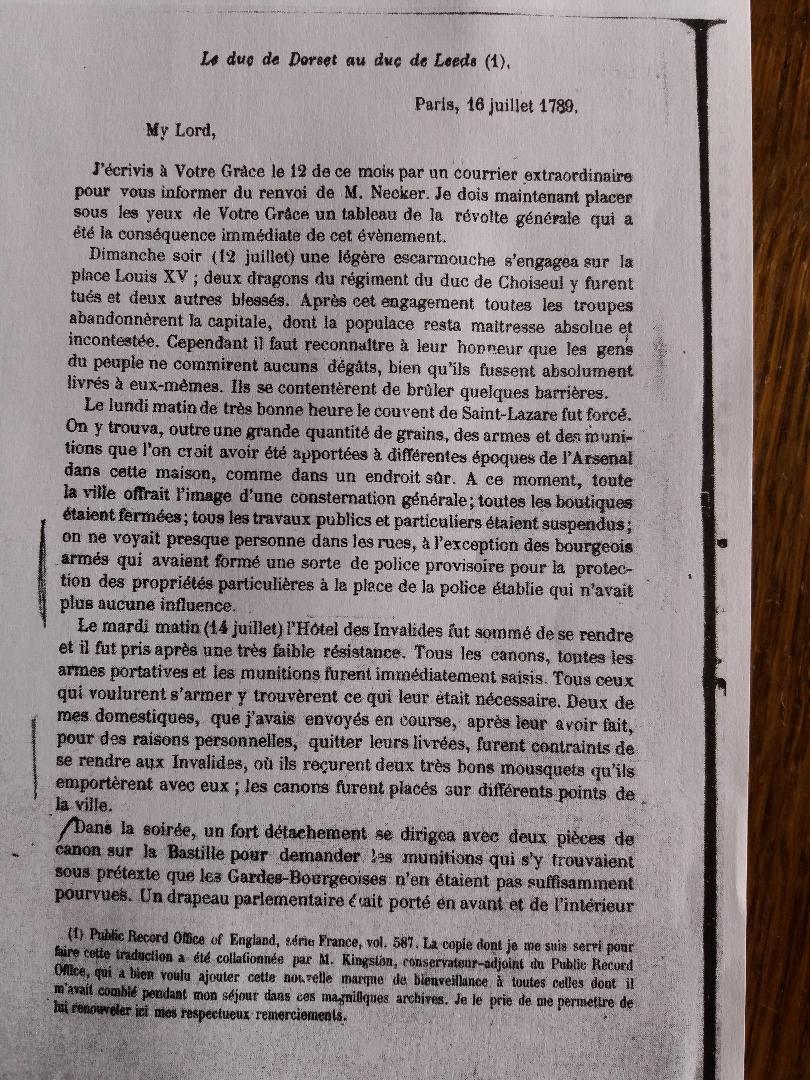 14 juillet 1789 : la  prise de la Bastille - Page 3 Thumb408