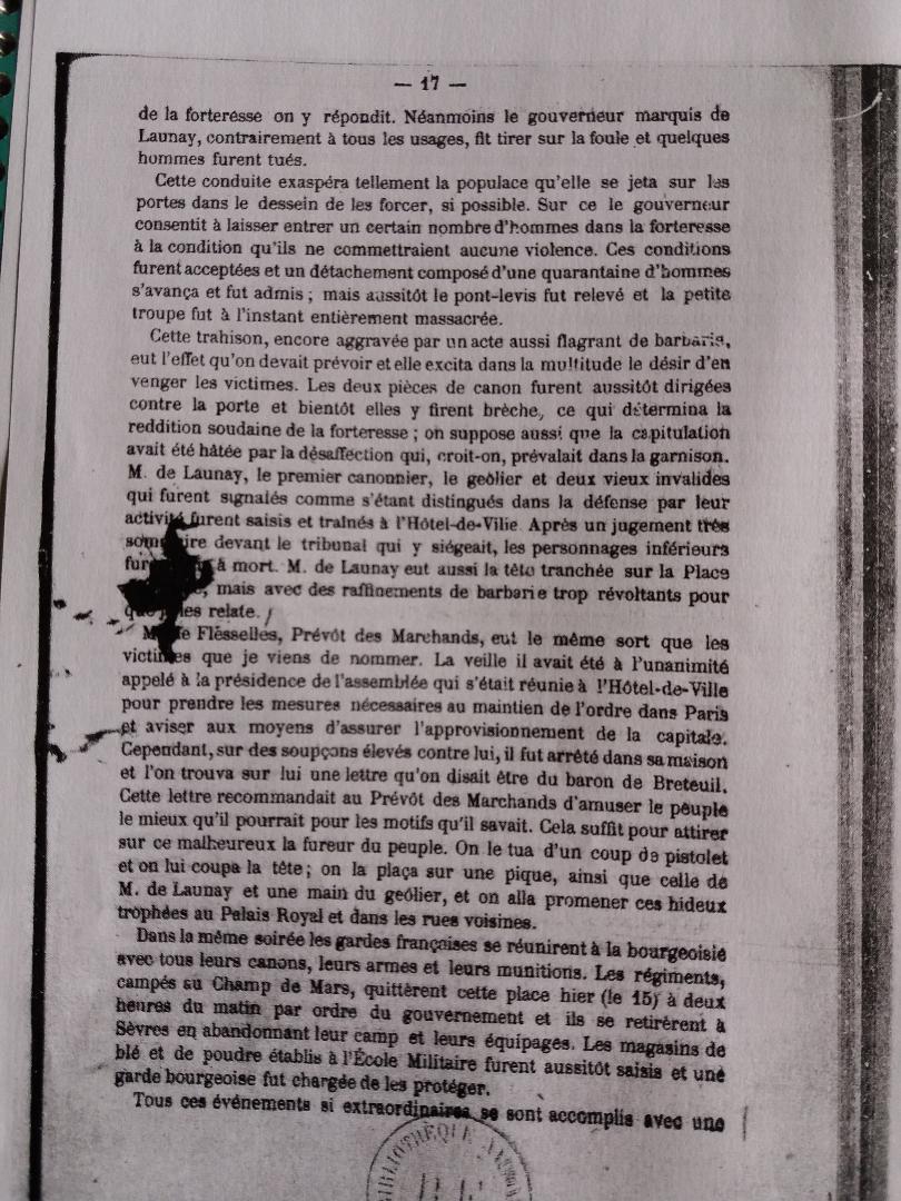 14 juillet 1789 : la  prise de la Bastille - Page 3 Thumb410
