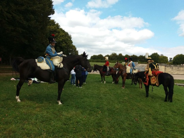 Les 11 et 12 septembre 2021 :  Napoléon à Versailles Thumb457
