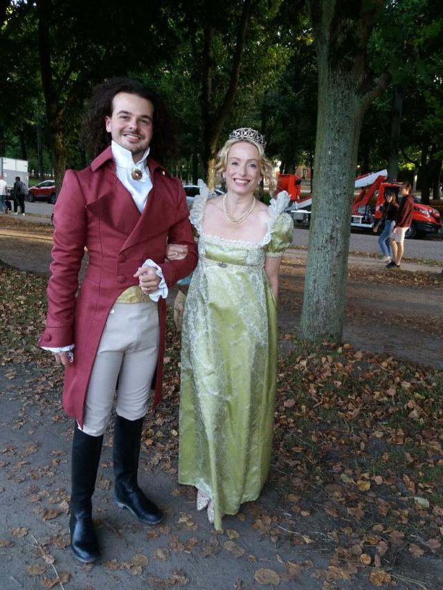 Les 11 et 12 septembre 2021 :  Napoléon à Versailles Thumb460