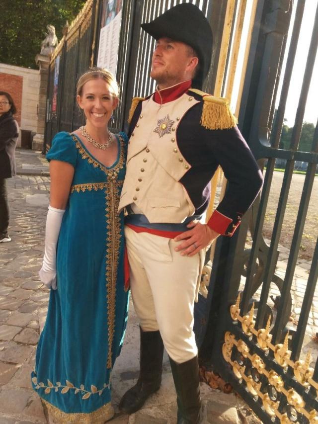 Les 11 et 12 septembre 2021 :  Napoléon à Versailles Thumb461