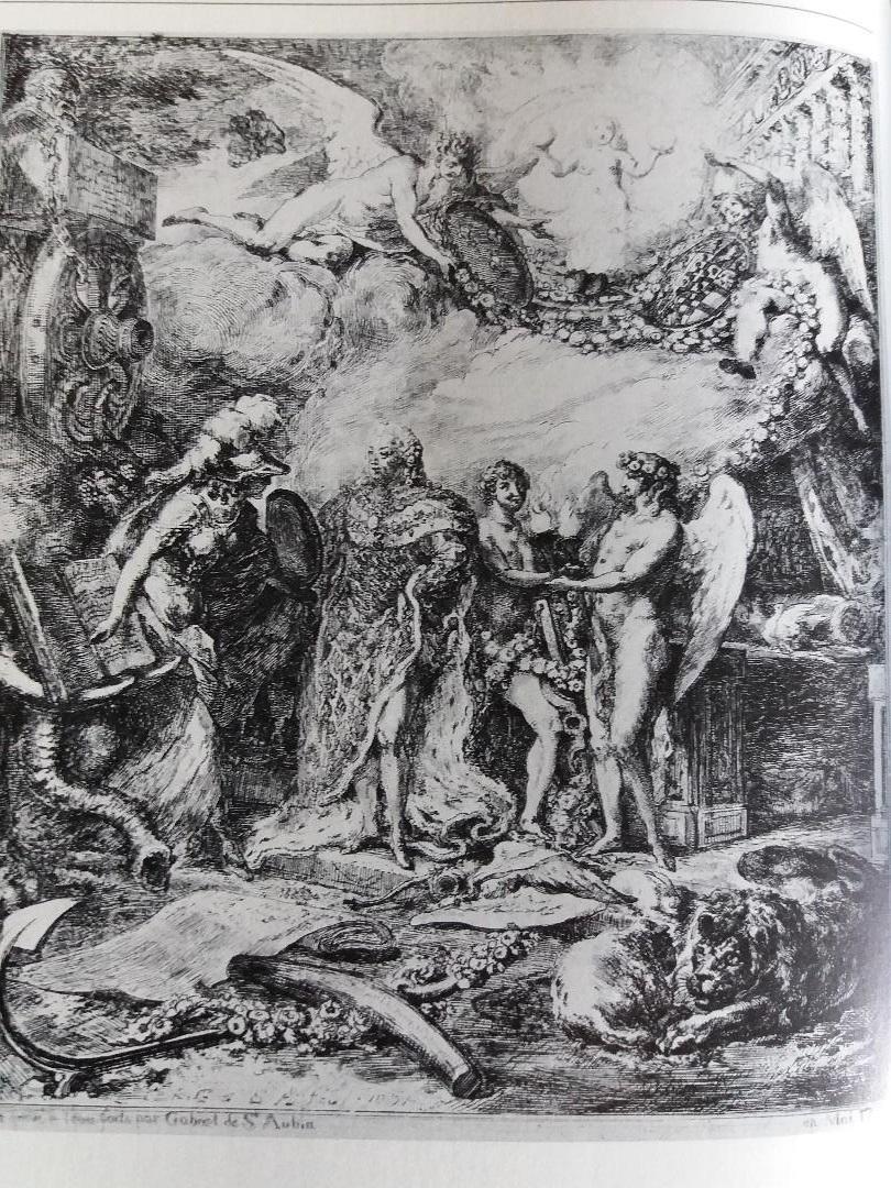 Louis-Stanislas, comte de Provence, et futur roi Louis XVIII - Page 9 Thumb506